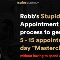 Robb Quinn – 5-15 Appointments Per Day Masterclass