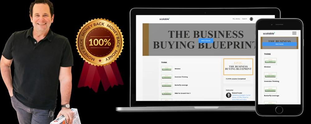 Roland Frasier – EPIC Business Buying Blueprint Download
