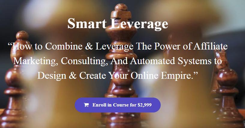 Sean Vosler – Smart Leverage (Bundle) Download