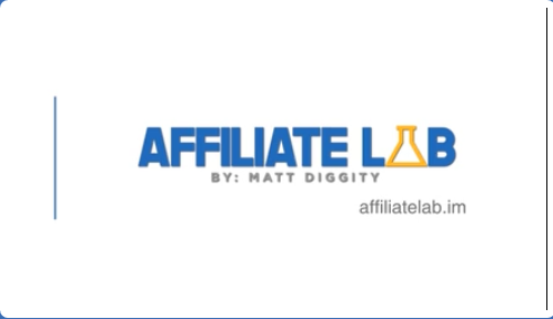 Matt Diggity – The Affiliate Lab Update 1 Download