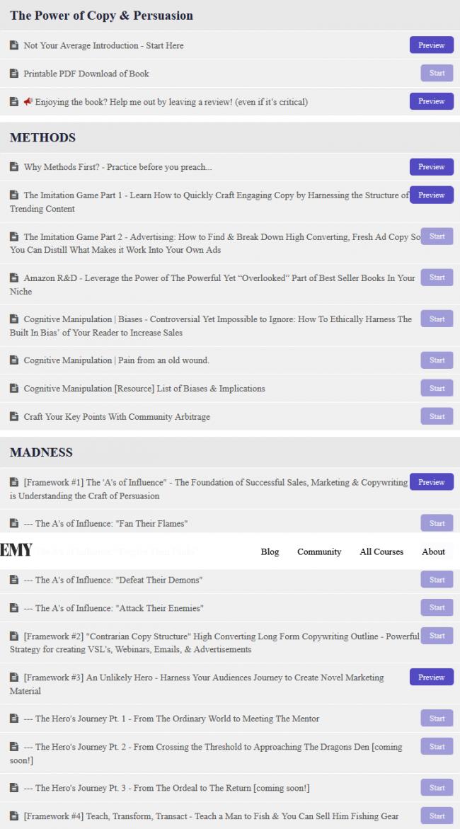 Sean Vosler – 7 Figure Marketing Copy Guide Download