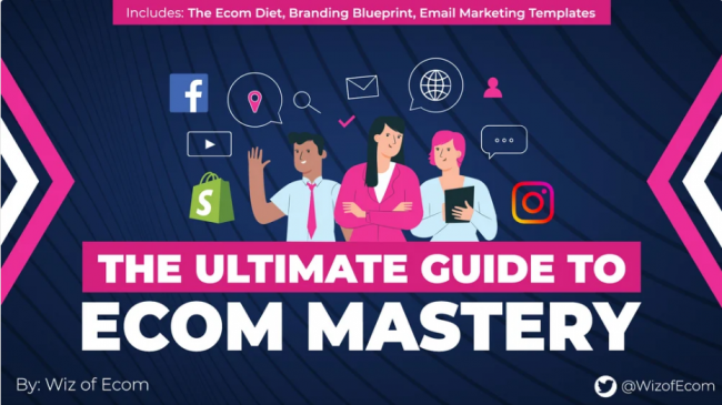 The eCom Mastery Bundle – The Ultimate Guide to Ecom Mastery Download