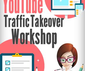 Liz Tomey – YouTube Traffic Takeover Workshop